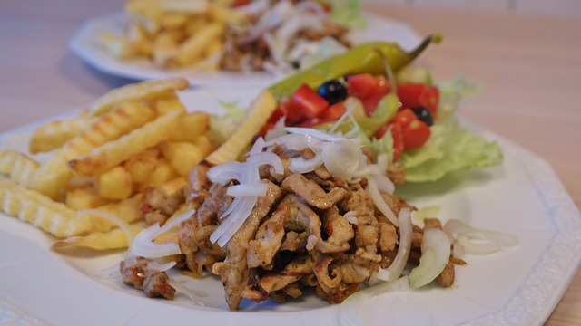 Greek Fare at Souvlakibar