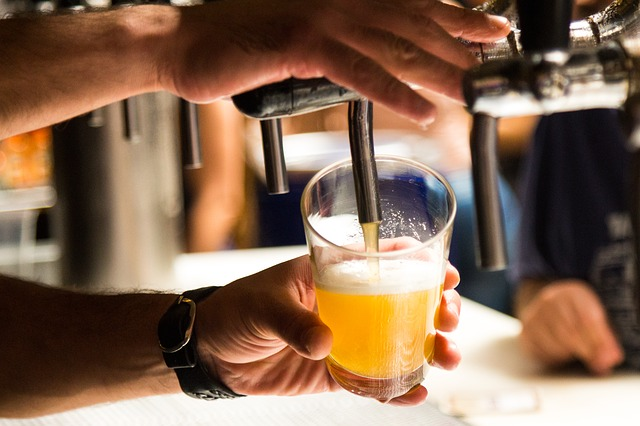 Sample Locally Produced Beer and Foods at Glass + Griddle