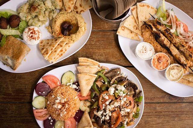 Taste-Test Inventive Mediterranean Plates At Galit