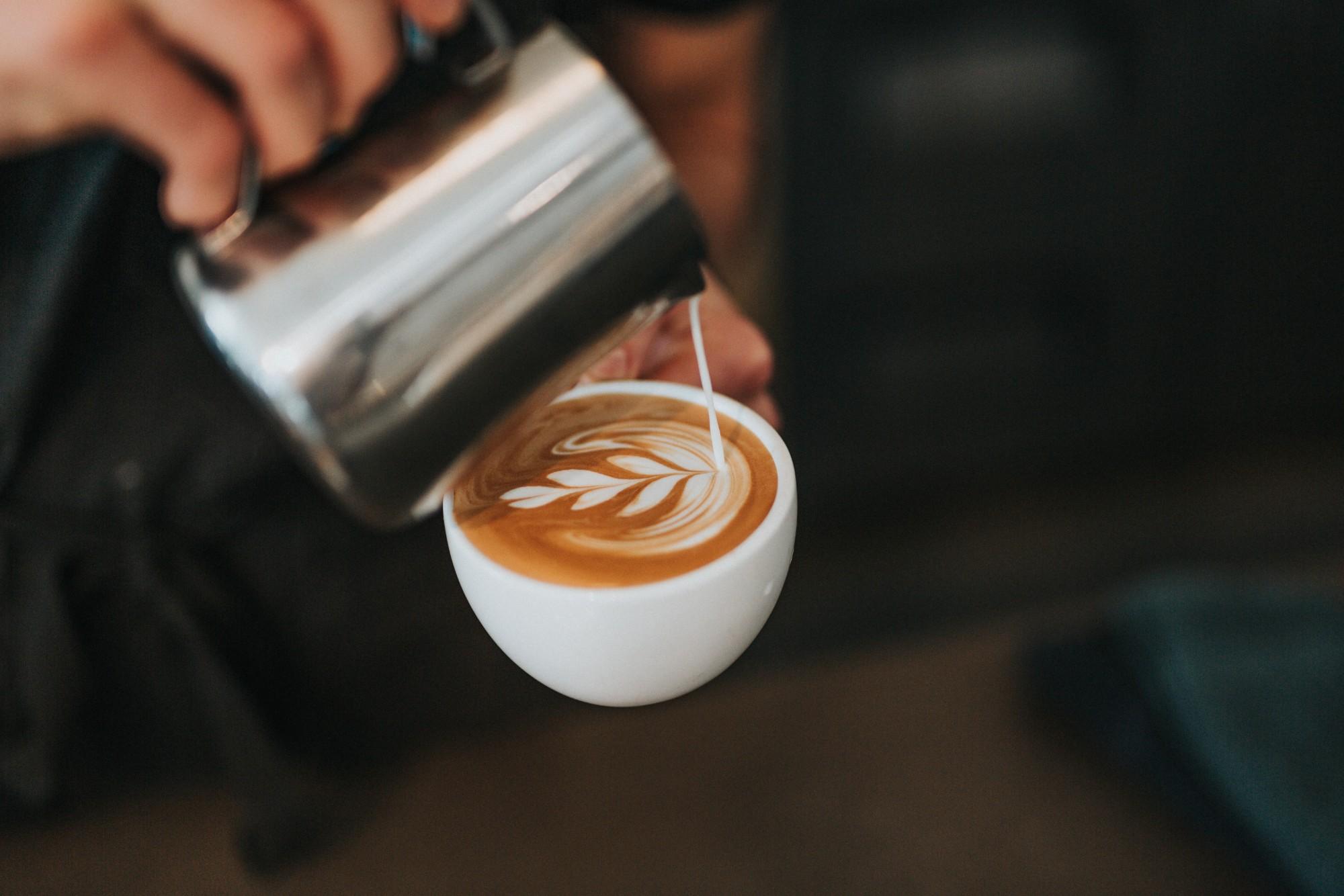 coffee shops near downtown baltimore